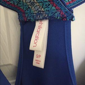 Xhilaration Dresses - Summer racer back dress